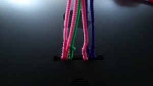 twisted pipecleaners