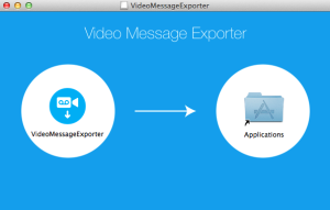 Install Video Message Exporter