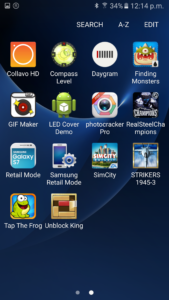 Samsung Retail Mode 2018 Apk