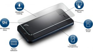 how to apply glass screen guard